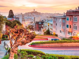 1 BEDROOM ON LOMBARD ST IN MARINA-UNION & CHESTNUT STREETS