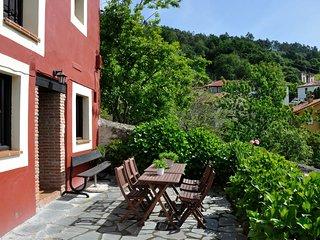 Casa rural en Tresgrandas, en plena naturaleza.Entre el mar y la montaña...