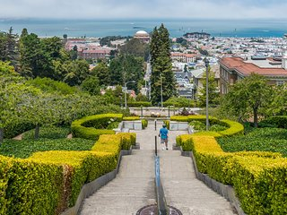 1BR IN LOWER PACIFIC HEIGHTS- SWIMING POOL