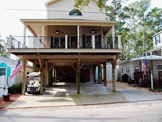 Ocean Lakes 1411 (3 Bedroom) Pet friendly! This vacation home is one of the most
