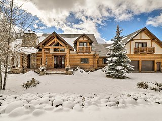NEW! Luxury Pagosa Springs Home on San Juan River!