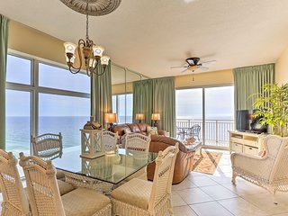 Oceanfront Panama City Beach Penthouse w/Pool!