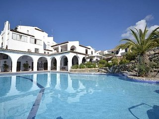 Capistrano Village Ronda 15-M Two bedroom apartment with A / C, sea views, pool