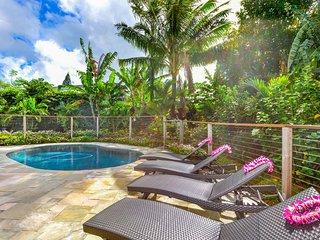 FREE Grocery Card for 7nts+! Private Home w/Pool, Hot Tub & AC! Leilani Kai Hale