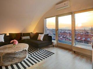 Prague Panorama Penthouse