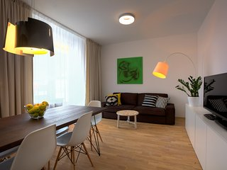 Three-Bedroom Terrace Apartment