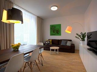 Three-Bedroom Terrace Apartment
