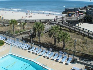 Myrtle Beach OceanFront (June29- July6)  1bdr sleeps 6 at the Yachtsman Resort