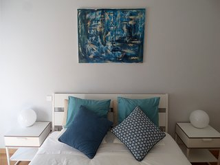 True Blue Porto Apartment
