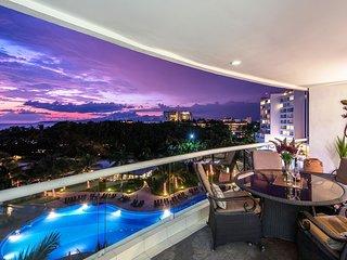 Villa magna #5 Fifth Floor Ocean front