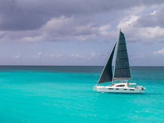 Calvert Catamaran Charters *Bahamas* Sail The Exumas & Out Islands*All Inclusive
