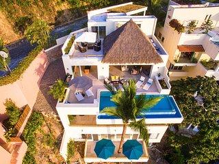 Casa Suhana- New to Rental!  Contemporary 5 Bedroom Luxury Villa
