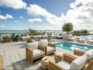 Miami's Newest Luxury Building Sleeps 10 Adults