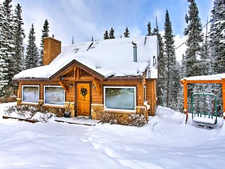'Moose Landing' Breckenridge House w/Private Sauna