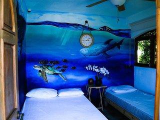 Hostel Natura Cancun Ocean Room
