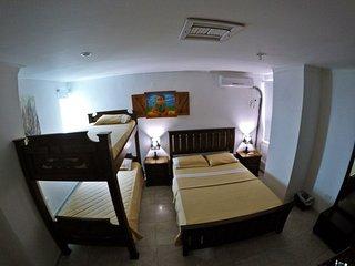 Habitacion + TOUR MUNDO MARINO