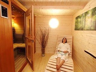Appartement Ferienwohnung Schwarzwald 8 Personen Sauna Terrasse 130qm Freiburg