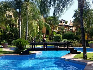 El Campanario 1st Floor 2 bed near golf