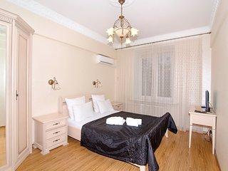 Апартаменты на Кутузовском проспекте, дом 35к2