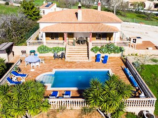3 Bed Villa With Private Pool 5 Minutes Drive From Beaches & 5km from Carvoeiro