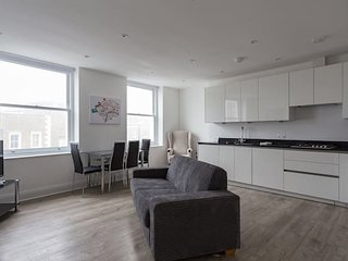 Trendy & Modern Camden Flat with Terrace (HAV75)