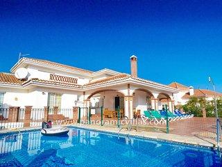 5 bedroom Villa in Mijas, Andalusia, Spain : ref 5700512