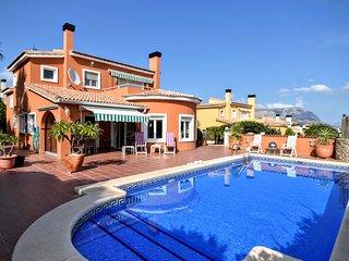 3 bedroom Villa in Denia, Valencia, Spain : ref 5700566