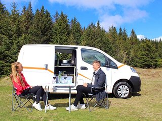 Lava Car Rental. Camper Rental in Iceland located by Keflavik Airport