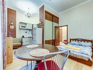 Luxury apartment in the heart of St. Petersburg