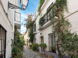 Fantastic Town House in Old Town Marbella For Rent