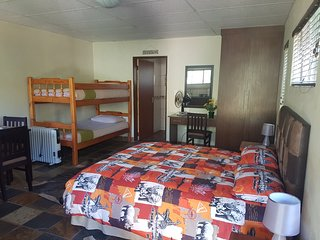 Waterbuck Self Catering Bungalow on Game Farm