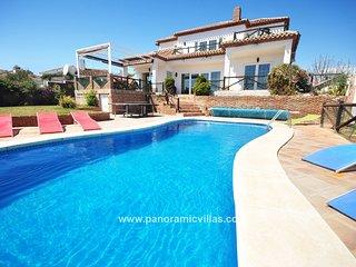 4 bedroom Villa in Mijas, Andalusia, Spain : ref 5700522