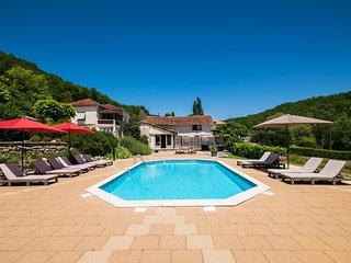 Kindvriendelijke B&B met zwembad in de Lot et Garonne. Table d'hotes en gites