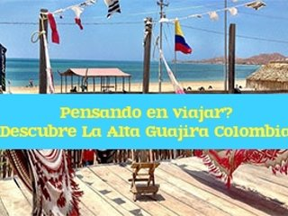 vacaciones de aventura, vacation rental in La Guajira Department