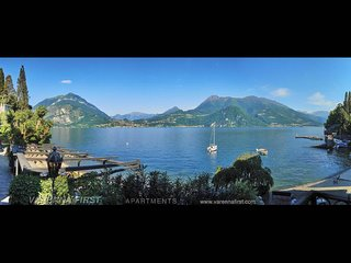 Casa Bella in Varenna on lakeshore