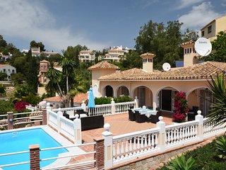 5 bedroom Villa in Mijas, Andalusia, Spain : ref 5700560