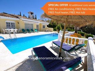 4 bedroom Villa in Fuengirola, Andalusia, Spain : ref 5700562