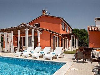 4 bedroom Villa in Vilanija, Istarska Županija, Croatia : ref 5238941