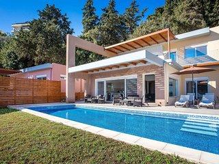 Louloudi Hills Koskinou 1 new modern villa in unique location, Private Pool