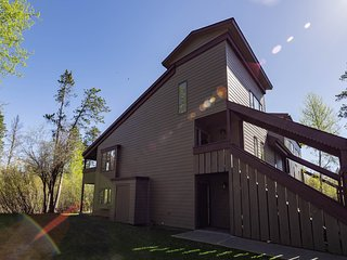 Contemporary One-Bedroom Condo Tucked Into Aspens Berry Patch 5 Mins from Slopes