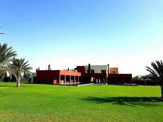 splendide villa a marrakech