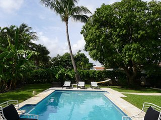 Beautiful family vacation home with pool and large garden