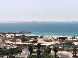Charming Condo With Sea View At Al Khan Lagoon