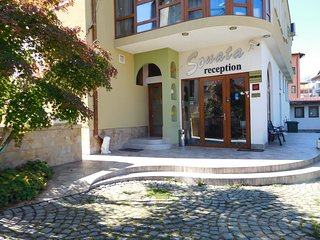 Hotel Sonata in Samokov - Suitе  3 person with a jacuzzi bath