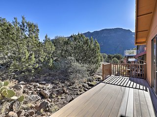 Oak Creek Canyon Retreat: ~4 Mi to Uptown Sedona!