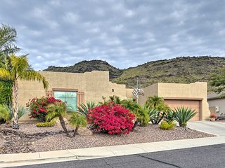 Phoenix Home w/ Pool, Spa, Yard & Mtn. Views!