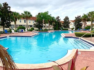 Disney Escape (3 Bedrooms Town House in Kissimmee)