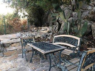 Cirali Jungle House (patio)