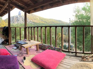 Cirali Jungle House (double room)