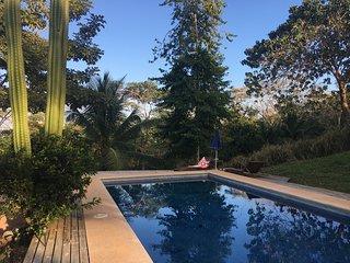 Grande villa privee avec vue spectaculaire de 180° sur les montagnes